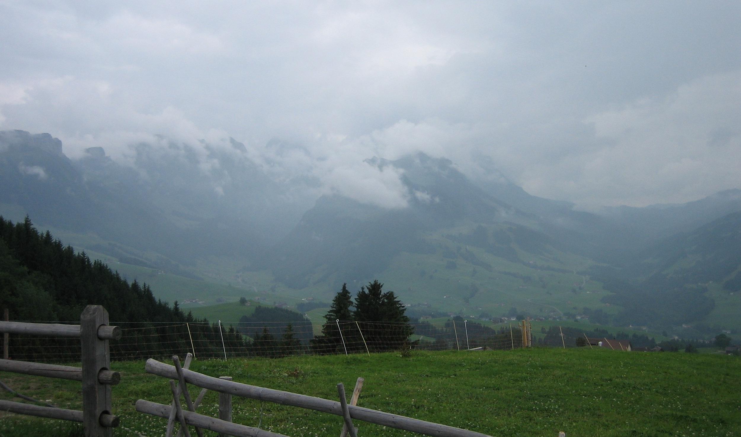 Swiss Alps 2006